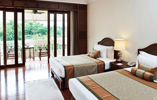 Dheva Mantra Resort Deluxe Room