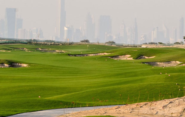 Dubai Hills Fairway