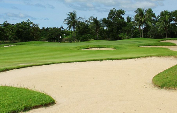 fairway, eastern star country club, pattaya, thailand