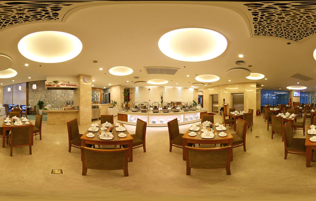 Eden Star Hotel & Spa Dining
