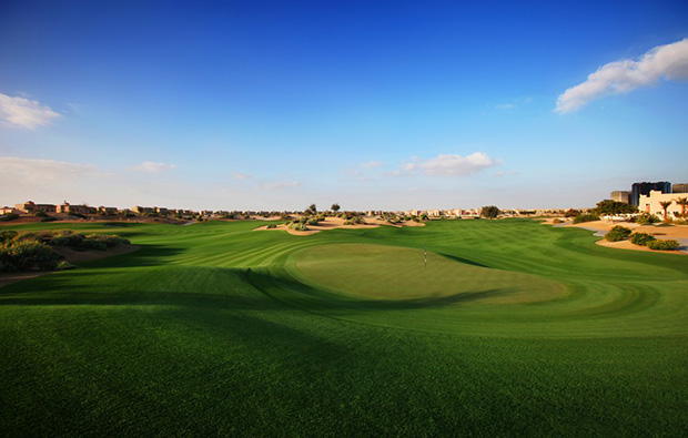 9th fairway, the els club, dubai, united arab emirates