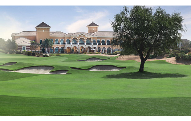 clubhouse, the els club, dubai, united arab emirates