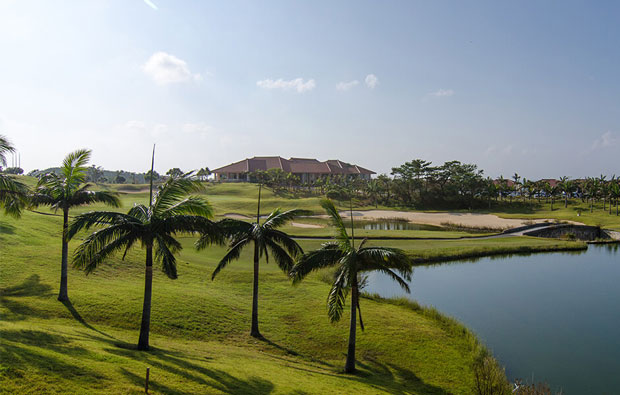 fairway Kanucha Golf Course