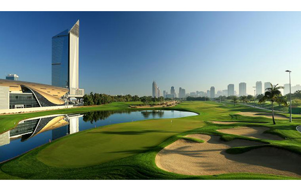 Emirates Golf Club Faldo