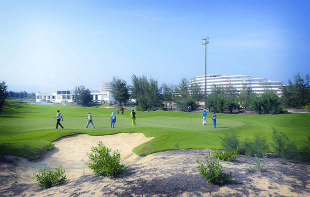 FLC Quy Nhon Golf Links Resort
