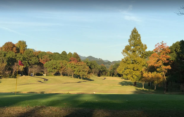 Fukuoka Century Golf Club Approach