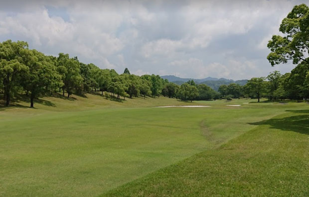 Fukuoka Century Golf Club Fairway