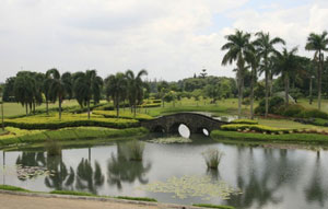 Gading Raya Padang Golf Club