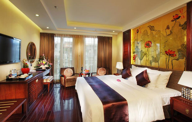 Golden Silk Boutique Hotel Room