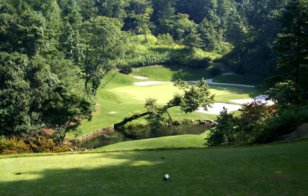 Gozensui Golf Club