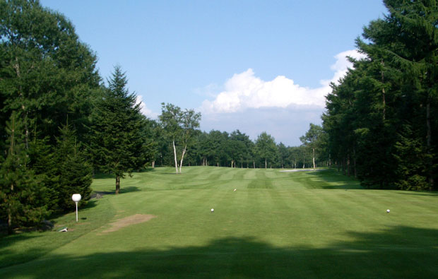 Gozensui Golf Club Tee Box