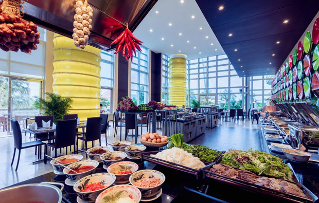 Grand Mercure Danang Restaurent