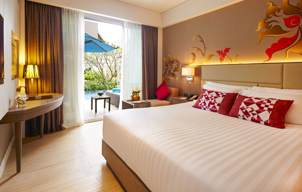Grande Mercure Phuket Patong - Deluxe Pool Access Room
