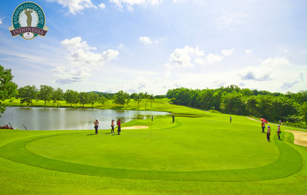 green Batam Hills Golf Resort