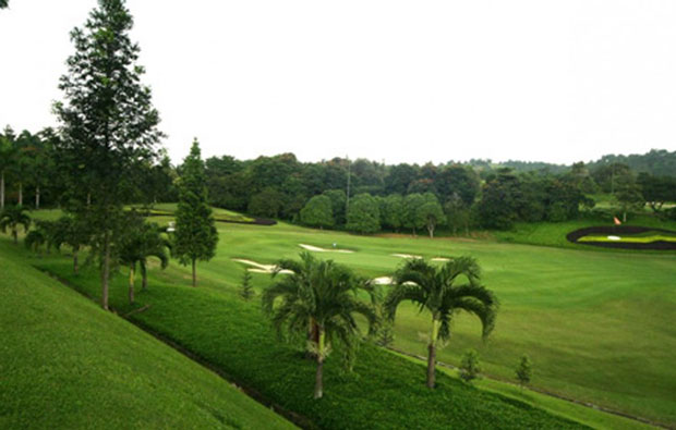 fairway gunung geulis country club