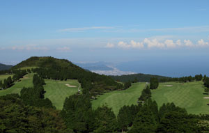 Hakone Yunohana Golf Course, japan
