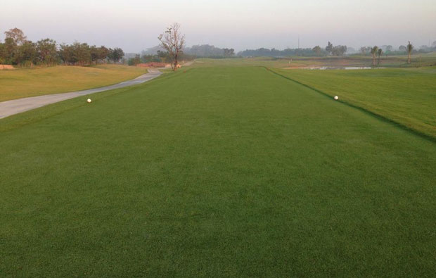 fairway Hariphunchai Golf Club