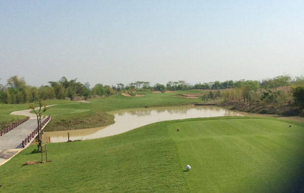 Hariphunchai Golf Club par 3