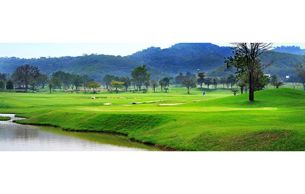 13th hole Bonanza Resort Khao Yai