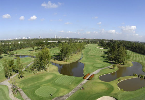 Book golf in Bangkok
