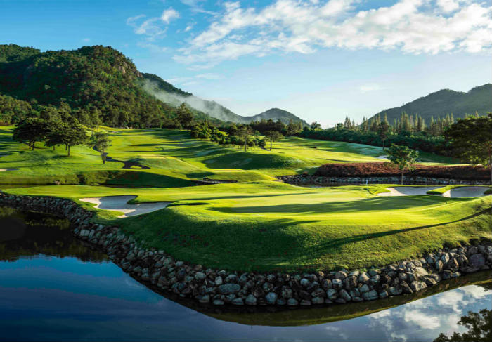 Book golf in Hua Hin