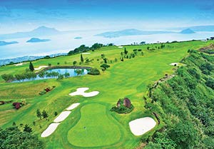 Book golf in Philippines