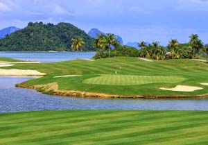 Book golf in Phuket