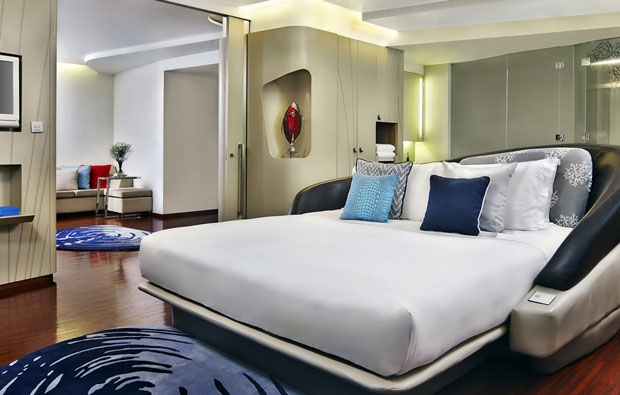 Hotel Baraquda Pattaya Rooms