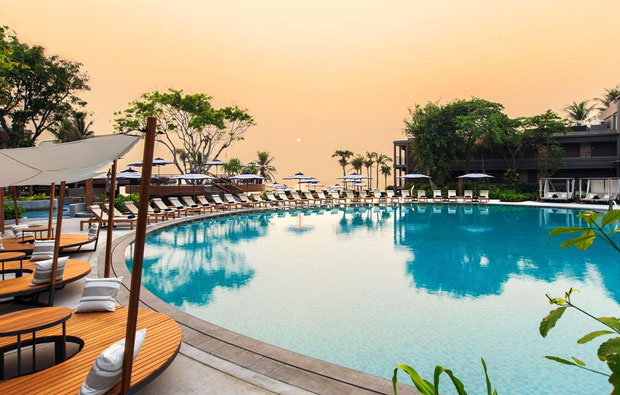 Hua Hin Marriott Resort Pool