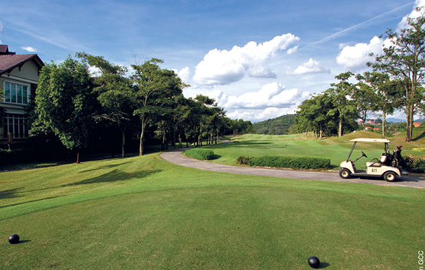 deemples: impian golf and country club
