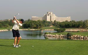 jebel ali golf club, dubai, united arab emirates