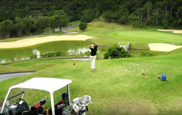 Par 3 Kanucha Golf Course