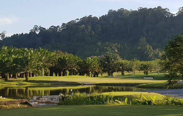Kirinara Golf Course Khao Lak