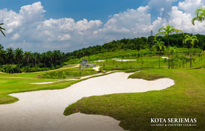 Kota Seriemas Golf Country Club