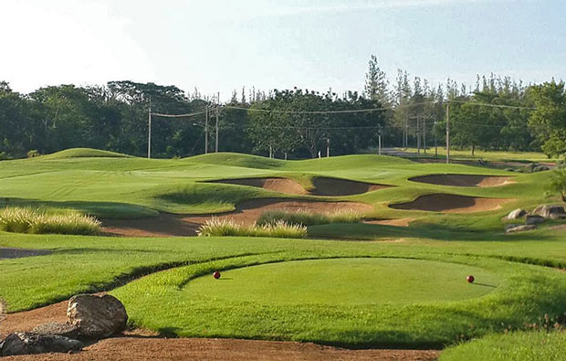 Tee Box, imperial lake view golf club, hua hin, thailand