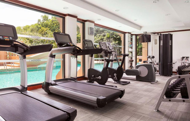 Le Meridien Angkor Fitness