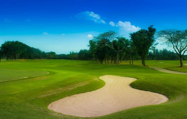 Legacy Golf Club Bangkok Fairway