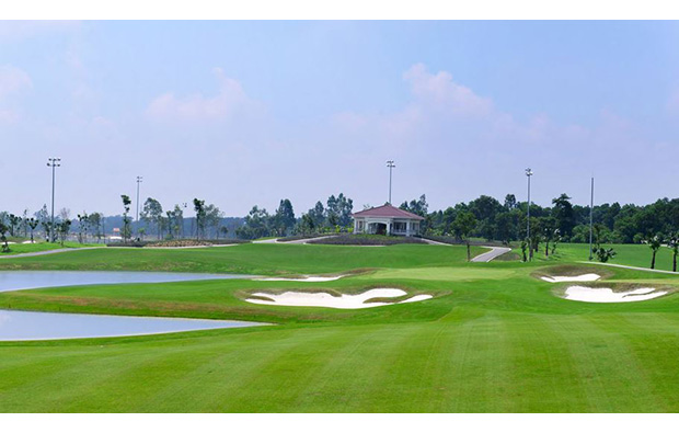 fairway, legend hill golf resort, hanoi, vietnam