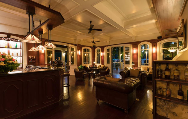The Luang Say Residence Bar