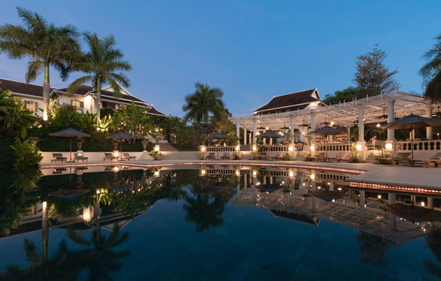 The Luang Say Residence Pool