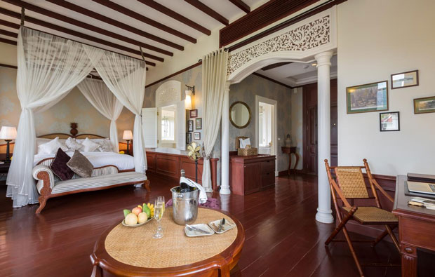 The Luang Say Residence Suite