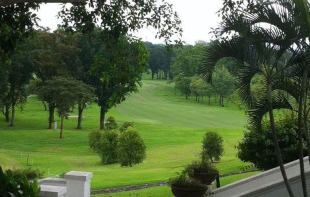Luisita Golf and Country Club View