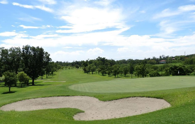 Luisita Golf and Country Club Green