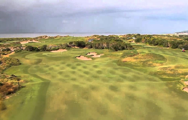 Magenta Shores Golf & Country Club Aerial