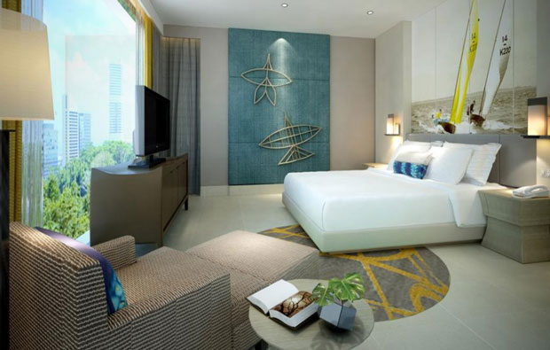 Mercure Pattaya Ocean Resort Room