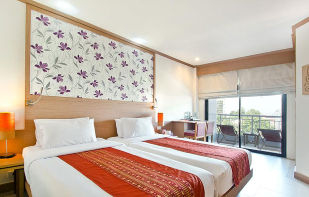 Mercure Pattaya Hotel Room