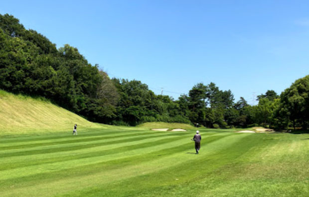 Fairway Miki Yokawa Country Club Fairway