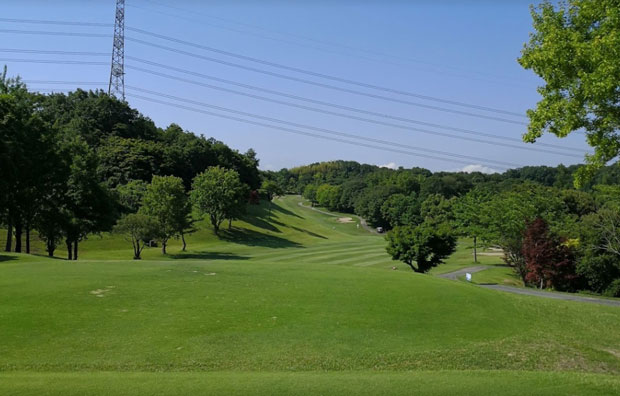 Fairway Miki Yokawa Country Club View