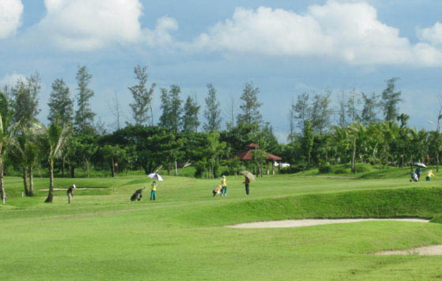 Royal Mingardon Golf Country Club general view