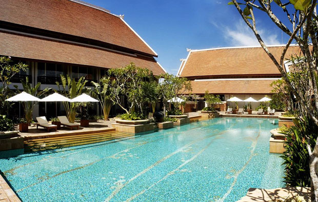 Mission Hills Phuket Golf Resort Pool